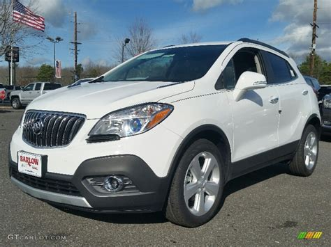 buick encore 2017 white 2016 summit white buick encore convenience 109007444