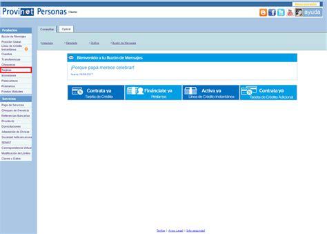 www banco provincial www banco provincial consulta de saldo tarjeta de credito