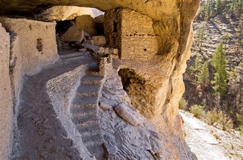 Gila Cliff Dwellings: Cave living at its finest   Everywhere Once