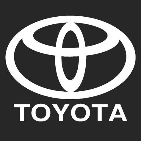Black Toyota Emblem Toyota Logo Black Images