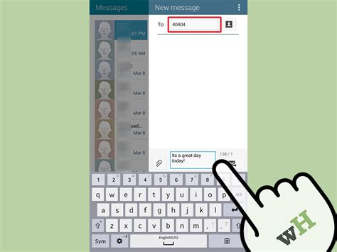 send from android how to send a tweet from an android phone 6 steps with pictures