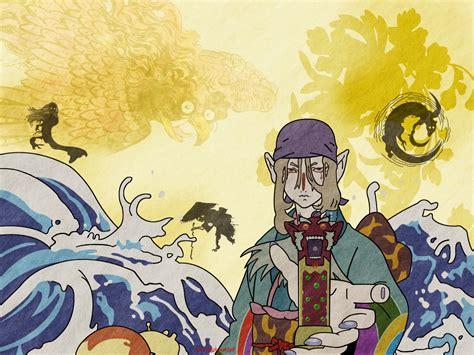 Anime Detox by Mononoke Wallpaper I Will Cleanse This World Minitokyo