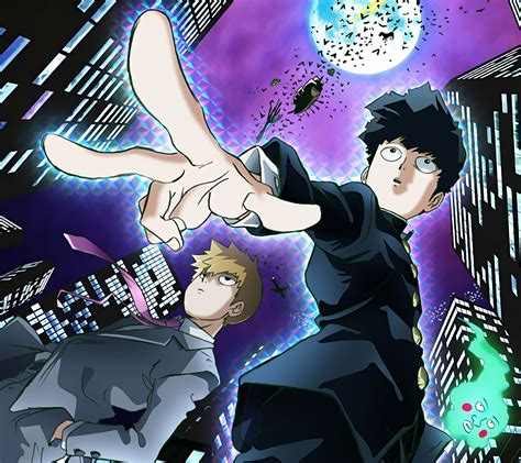 anime id mob psycho mob psycho 100 hd wallpaper and background