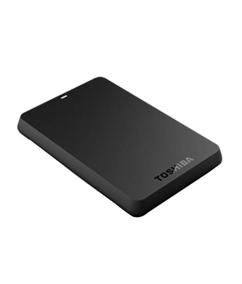 Hardisk Eksternal Toshiba 500gb Usb 3 0 toshiba 500gb hdd portable usb 3 0 basic canvio black buy rs snapdeal
