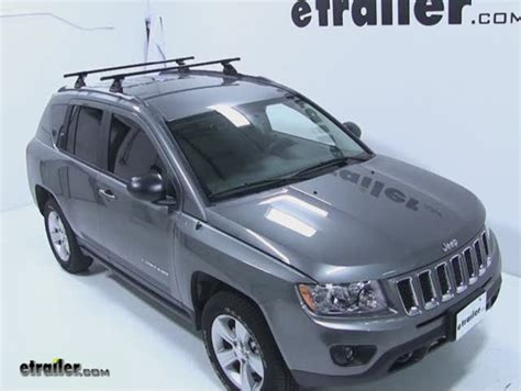 2011 Jeep Compass Roof Rack by Thule Roof Rack For 2010 Jeep Compass Etrailer