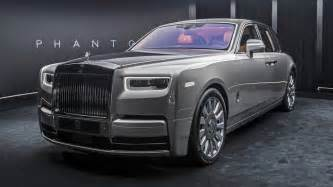 How Much Is A Used Rolls Royce Introducing The New Rolls Royce Phantom Viii Pursuitist