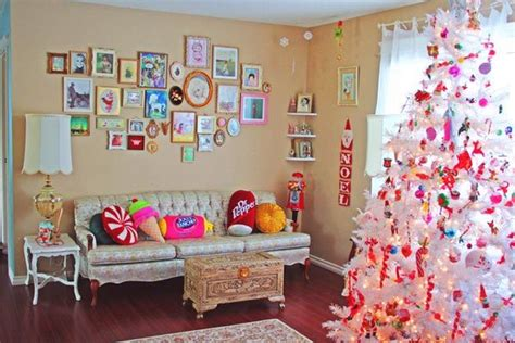colorful home decor ideas colorful christmas inspiring decor ideas modern world