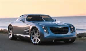 2010 Chrysler Crossfire 090602 01 2001 Chrysler Crossfire Concept Car Hooniverse