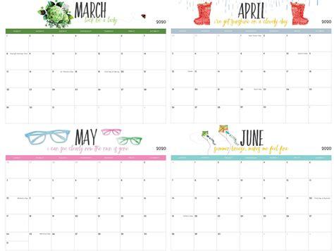 march  june  calendar  templates  platform  digital solutions  march