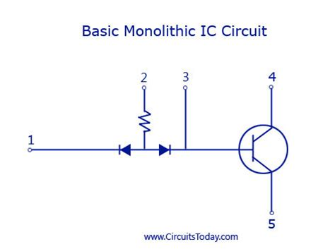 basic monolithic integrated circuit technology basic integrated circuit manufacturing 28 images patent us7124050 method in an integrated