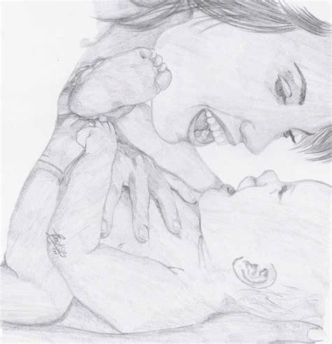 imagenes a lapiz para una madre dibujos para el dia de la madre a lapiz imagui