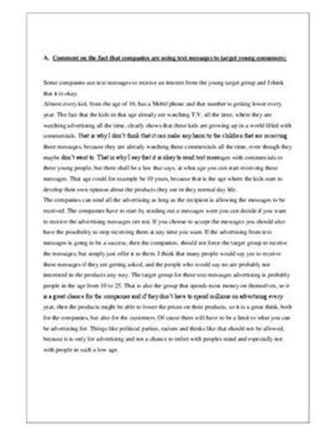 Muster Charakterisierung Beispiel Comment Schreiben Im Fach Englisch Schulhilfe De