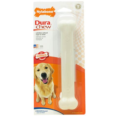 nylabones for dogs nylabone large dura chew chicken