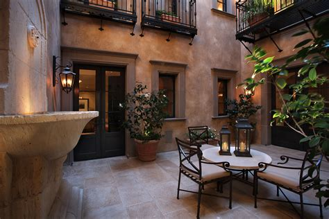 seaside villa  italianate architecture  california