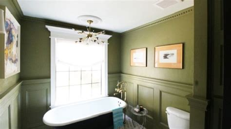 olive bathroom 17 chic ways to add olive green into your decor scheme