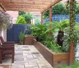 sam tracey s railway sleeper garden bed