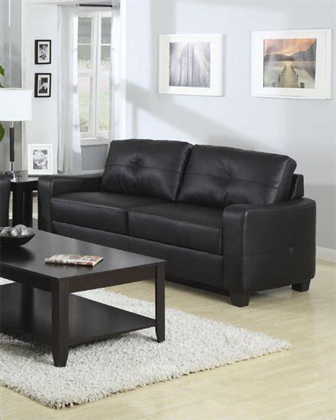 Coaster Leather Sofa by Coaster Leather Sofa Co 5027 S