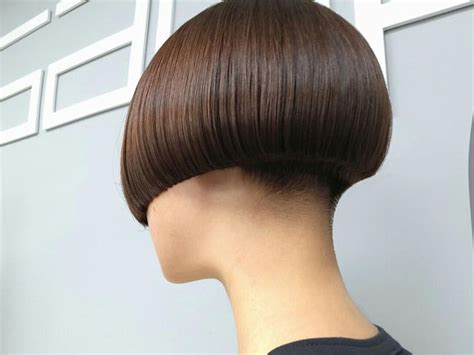 bobbed haircut with shingled npae 555 best images about short bob haircuts on pinterest