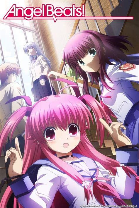 anime romance ending sad angel beats anime amino