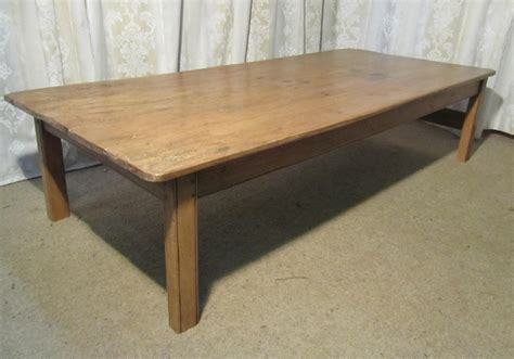 Rustic Farmhouse Coffee Table by Antiques The Uk S Largest Antiques Website