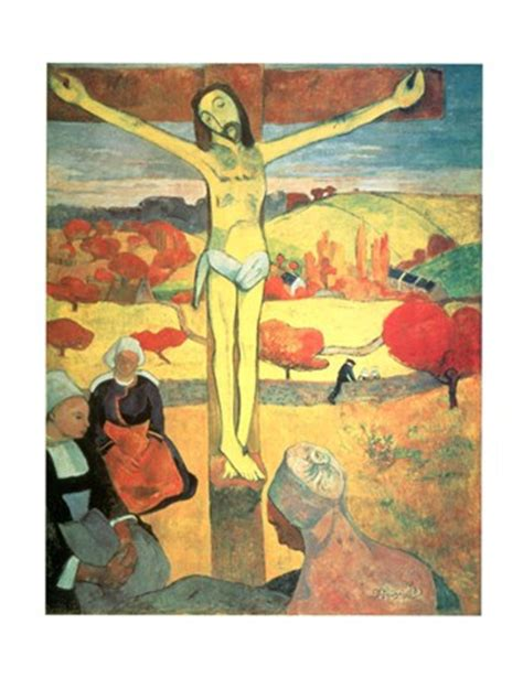gauguin by himself buy gauguin by himself online at low price in india on snapdeal yellow christ paul gauguin print buy online