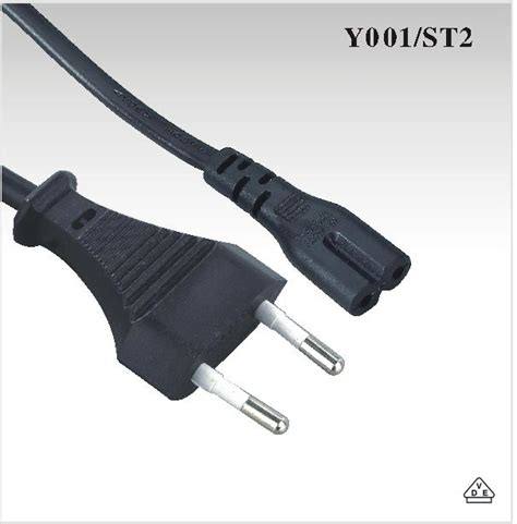 european vde power cord y001 st2 china manufacturer