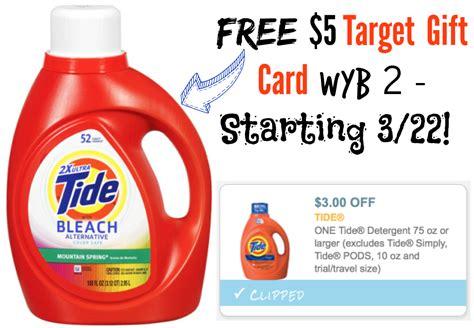 Hbo Now Gift Card Walmart - high value 3 1 tide detergent coupon 100oz bottles just 6 49 each at target after