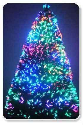 purple fibre optic tree artificial tree artificial trees