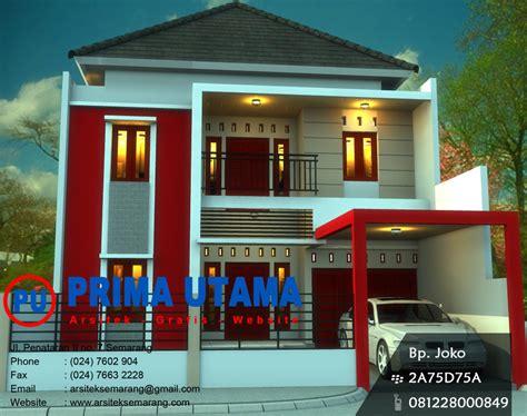jasa desain tak depan rumah jasa desain rumah minimalis di pontianak cv prima utama