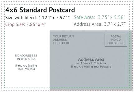 4 X 6 Postcard Template Buy By On In Size Color Print Ready Adobe For Or Later Usps 4 215 6 Indesign Postcard Template 4x6