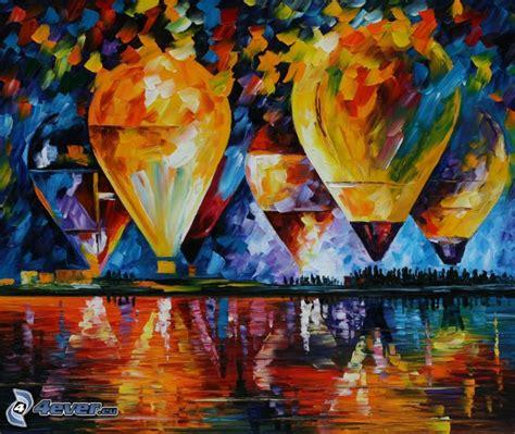 Imagenes De Otoño Al Oleo | peinture 224 l huile