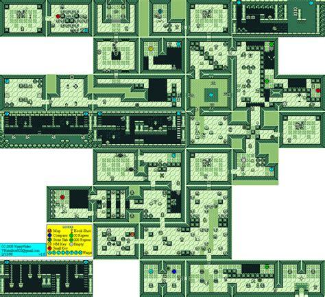 legend of zelda map level 5 the legend of zelda link s awakening dx level 5 catfish