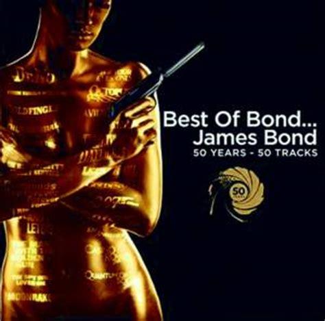james bond themes by year soundtrack von the best of bond james bond 2008