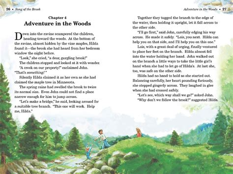 message of the mountain book report song of the brook exodus books