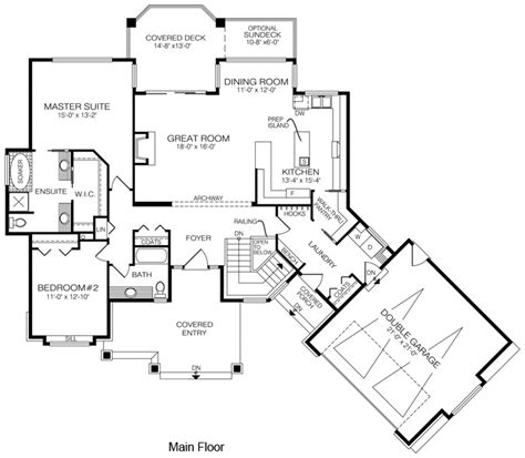 garage homes floor plans house plans the boynton cedar homes