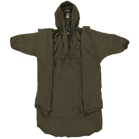 proforce snugpak proforce equipment snugpak patrol poncho olive 92285