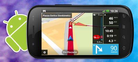 tomtom android tomtom per android 232 adesso compatibile anche con i tablet solopalmarisolopalmari