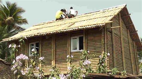 casa bambu proponen utilizaci 243 n bamb 250 en construcci 243 n de