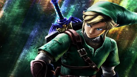 The Of link the legend of muralgamer