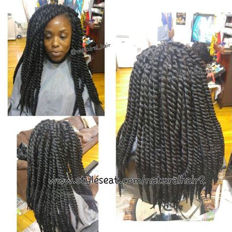 pretwisted crochet braids hair hair used havans pretwisted hair 7 packs used crochet