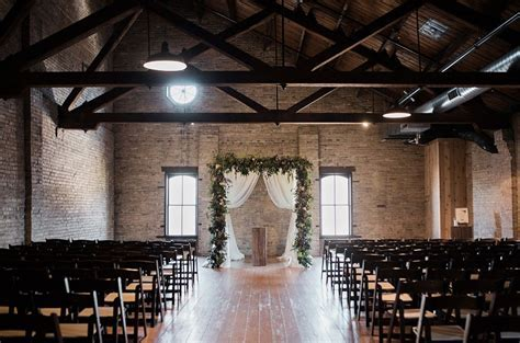 The Lagaret   Madison, WI Wedding Venue   Industrial