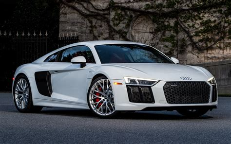 Audi R8 V10 (2017) US Wallpapers and HD Images Car Pixel