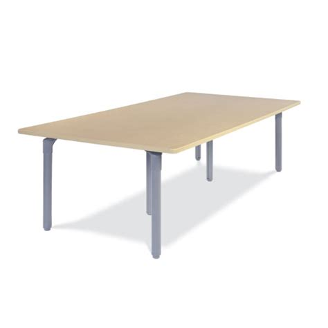 large table l plateau 174 large library table 48 quot w x 96 quot l