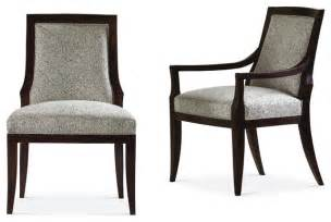 Arm Chairs Upholstered Design Ideas Buy Classic Design Grey Upholstered Dining Chairs For Your Sitting Room Dining Chairs Design