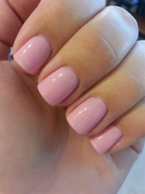 light pink nail color the 25 best pink gel nails ideas on sparkle