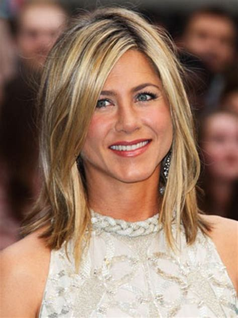 actresses with medium length haircuts celebrity shoulder length haircuts