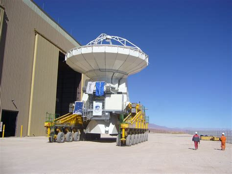 american antenna enables next phase in joint alma observatory
