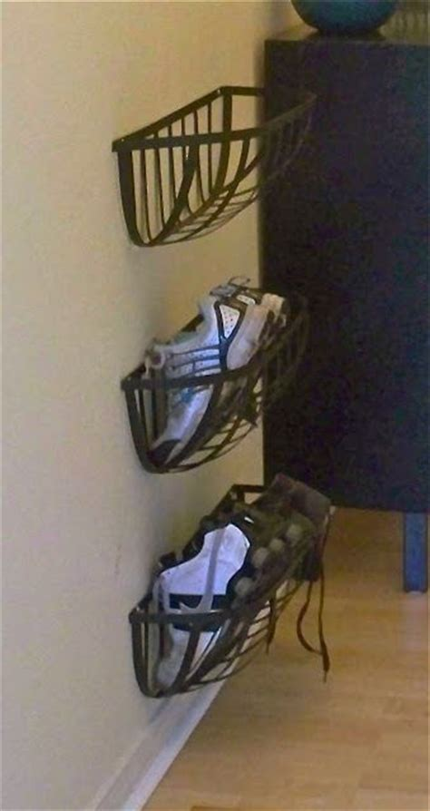 Shoe Rack Planter by Metal Planters From Home Depot Turned Into Shoe Racks I