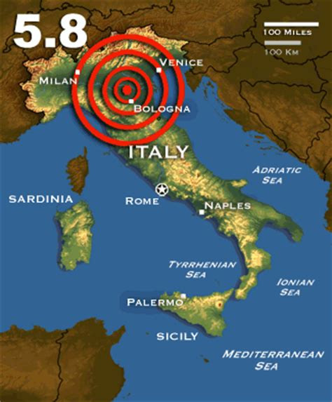 sections of italy second deadly earthquake wrecks parts of northern italy