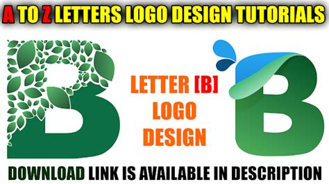 Corel Draw X6 Tips And Tricks | mtc tutorials download letter b logo design for free